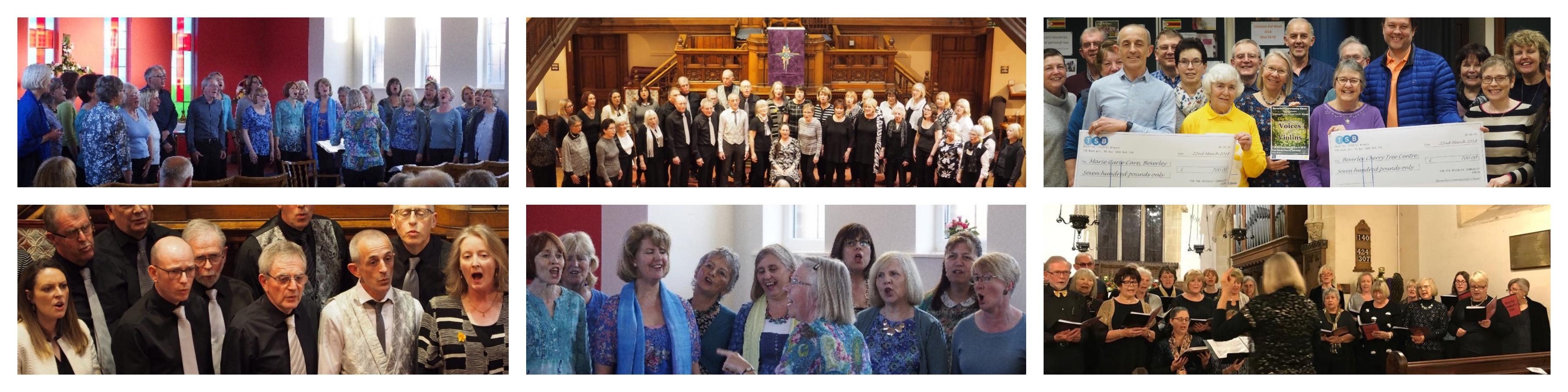 Beverley Community Choir